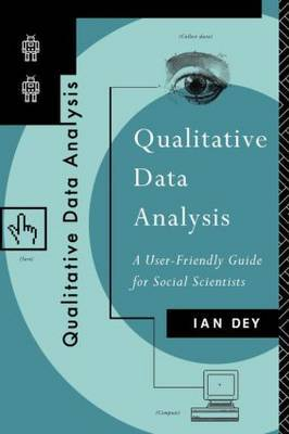 Qualitative Data Analysis by Ian Dey image