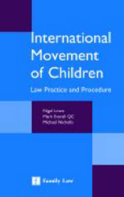 International Movement of Children by Mark Everall