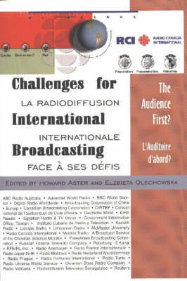 Challenge for International Broadcasting