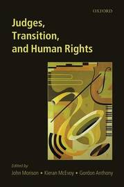 Judges, Transition, and Human Rights image
