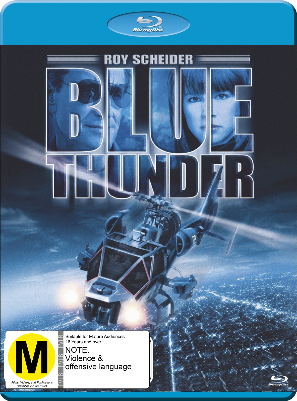 Blue Thunder - Special Edition on Blu-ray image