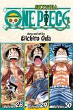 One Piece Omnibus 10: Skypeia 28-29-30 (3 Books in 1) by Eiichiro Oda