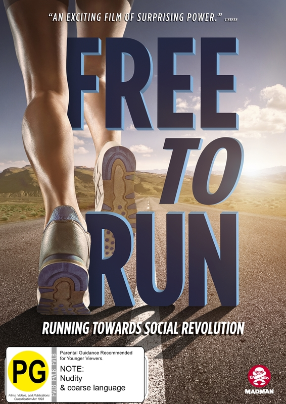 Free To Run on DVD