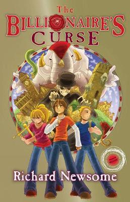 The Billionaire's Curse (Billionaire Trilogy #1) by Richard Newsome image