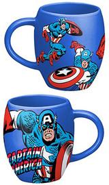 Marvel Captain America Coffee Mug Bubble