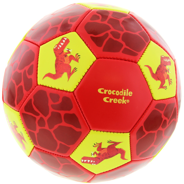 "Crocodile Creek 7"" Soccer Ball - Dinosaur"