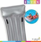Intex: Deluxe Float Mat - Grey