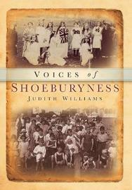 Voices of Shoeburyness by Judith Williams image