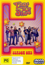 That '70s Show - Season 1 (4 Disc Slimline Set) on DVD