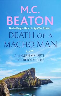 Death of a Macho Man by M.C. Beaton image