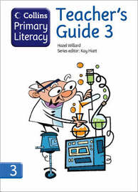 Teacher's Guide 3 by Hazel Willard image