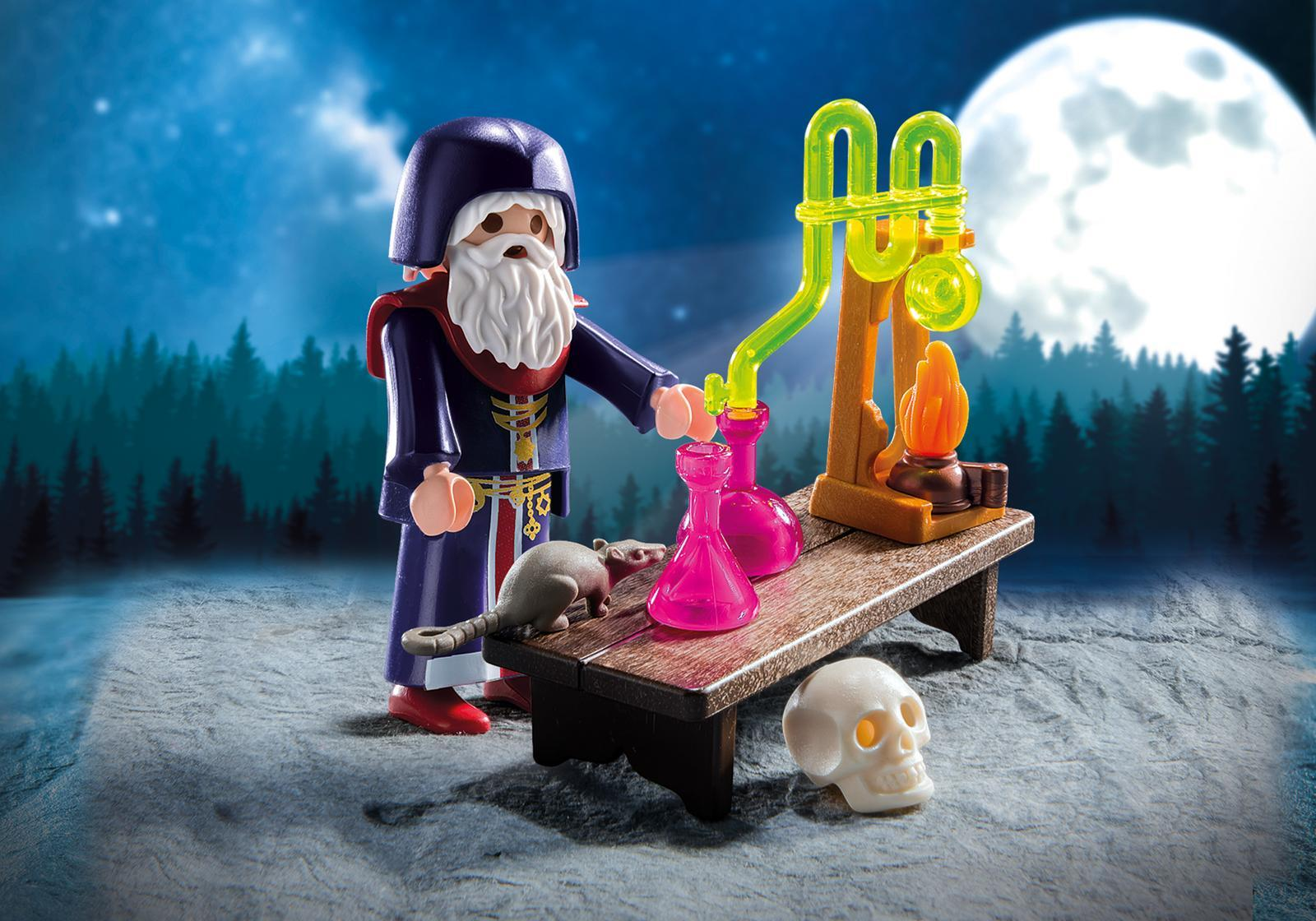 Playmobil: Special Plus - Alchemist with Potions (9096) image