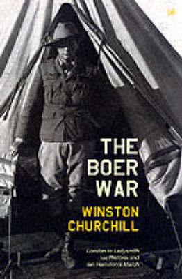 The Boer War by Winston S Churchill image