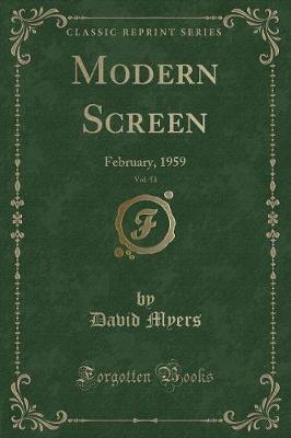 Modern Screen, Vol. 53 by David Myers image