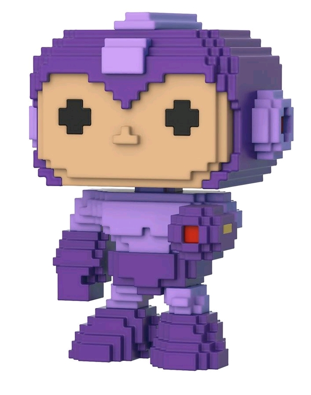Mega Man 8-Bit (Black Hole Bomb) - Pop! Vinyl Figure