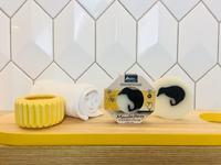 Ahhh Soaps Kiwi Manuka Honey & Activated Charcoal Soap (120g)