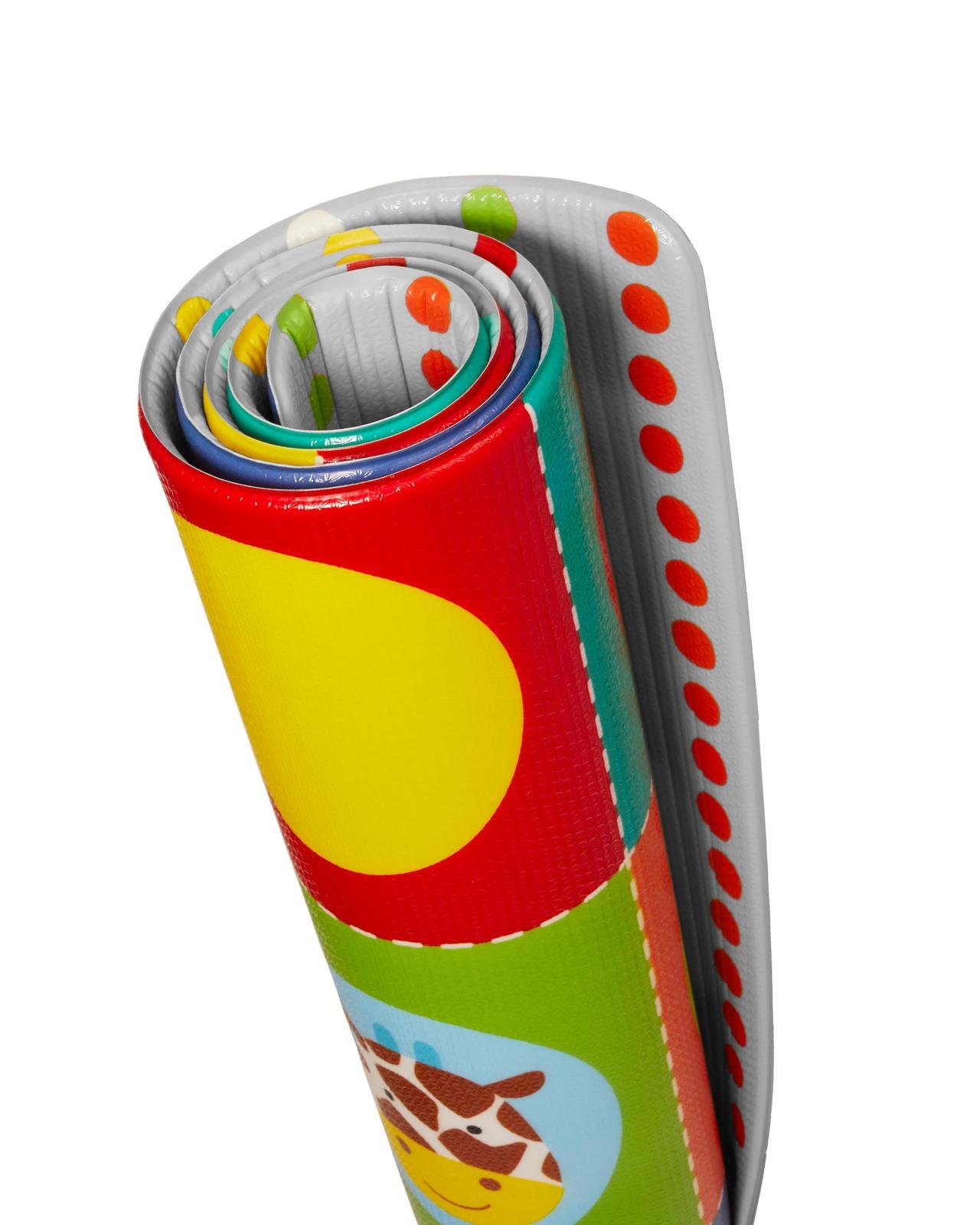 Skip Hop: Doubleplay Reversible Playmat - Zoo image