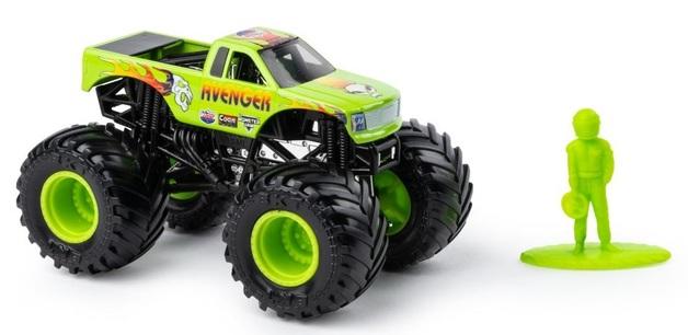 Monster Jam: 1:64 Scale Diecast Truck - Avenger