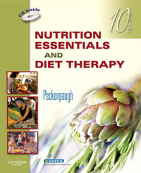 Nutrition Essentials and Diet Therapy by Nancy J. Peckenpaugh image