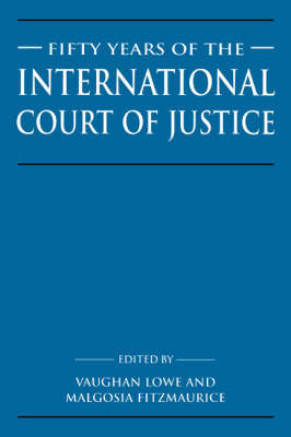 Fifty Years of the International Court of Justice image