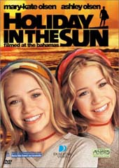 Mary-Kate and Ashley:  Holiday In The Sun on DVD