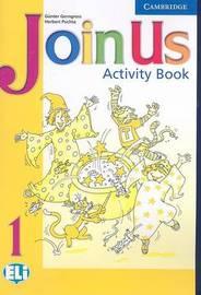 Join Us 1 Activity Book by Gunter Gerngross