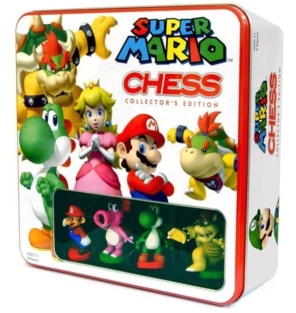 Super Mario Chess Collector's Edition (Tin Box)