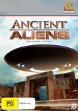 Ancient Aliens - Season 4 on DVD