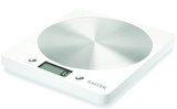 Salter Disc Electronic Scale (White)