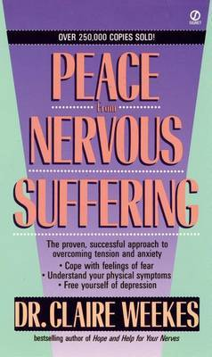 Peace from Nervous Suffering by Claire Weekes image