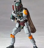 Star Wars Boba Fett Revoltech Action Figure