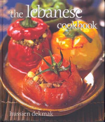 Lebanese Cookbook by Hussien Dekmak image