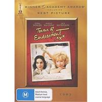 Terms of Endearment on DVD
