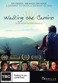 Walking the Camino on DVD