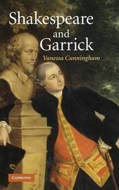 Shakespeare and Garrick by Vanessa Cunningham image