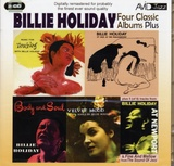 Four Classics Albums Plus by Billie Holiday