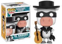 Hanna Barbera - El Kabong Pop! Vinyl Figure