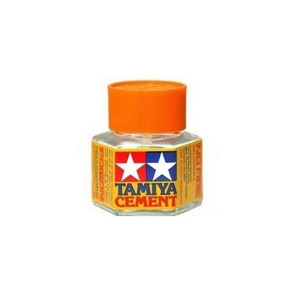 Tamiya: Plastic Cement - 20ml