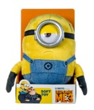 Despicable Me 3 - Mel Minions Sounds Plush