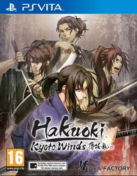 Hakuoki: Kyoto Winds for PlayStation Vita