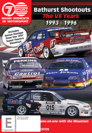 Magic Moments Of Motorsport: Bathurst Shoot-Outs 1993-96 on DVD