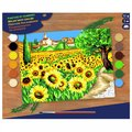Paint by Numbers - Sunflowers
