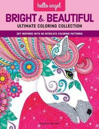 Hello Angel Bright & Beautiful Jumbo Design Collection for Artists & Crafters by Angelea Van Dam