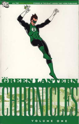 The Green Lantern: v. 1 by John Broome
