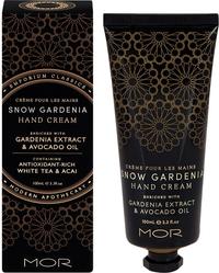 MOR Emporium Classics: Hand Cream - Snow Gardenia (110ml)