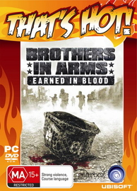 Brothers in Arms: Earned in Blood for PC Games image