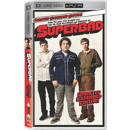 Superbad - Extended Edition for PSP image