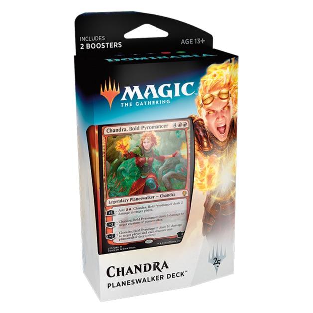 Magic The Gathering Planeswalker Deck: Chandra, Bold Pyromancer
