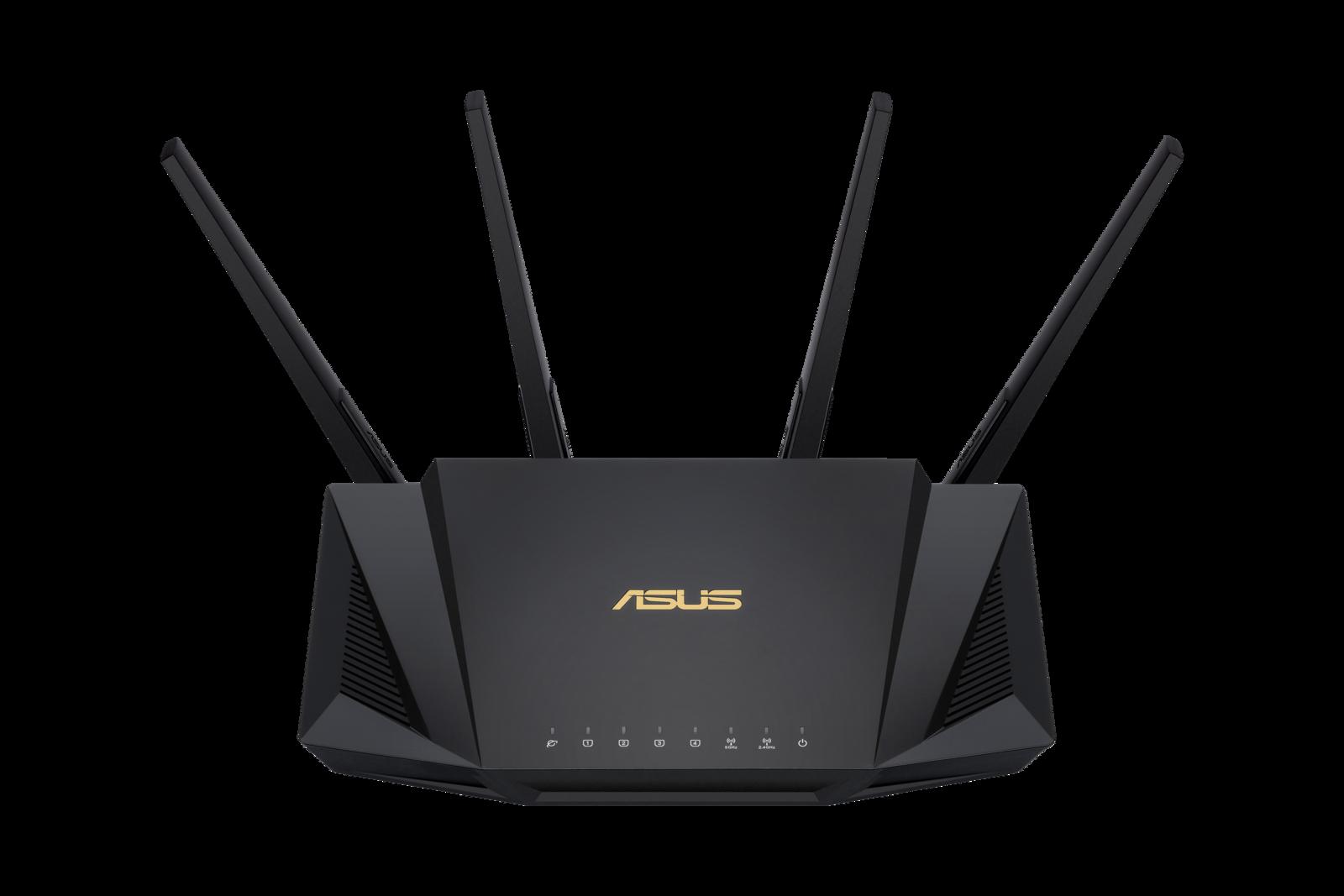 ASUS RT-AX3000 Gigabit Dual Band Wi-Fi6 Router image