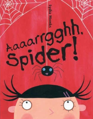 Aaaarrgghh, Spider by Lydia Monks image